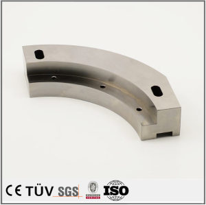 Carbon steel milling technology CNC machining mechanical parts