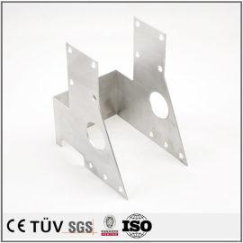 Sheet metal case fabrication sheet metal bending parts