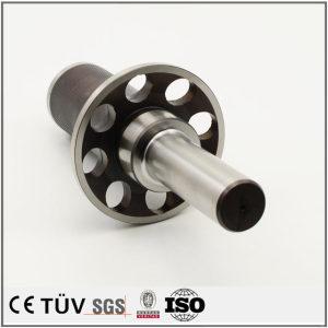 S45C.SKD11など金属材質、焼き入れ処理後研磨