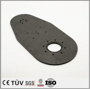 ロボットのアーム部品、ロボットの部品製造と組立、テフロンコーテイング処理