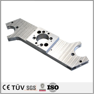 Carbon steel milling CNC machining plastic recycling machines parts
