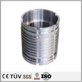 Precision parts processing, metal machining