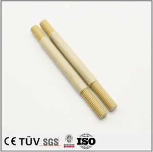 専門の加工は高温のpeekに耐えて,CNC精密機械加工します