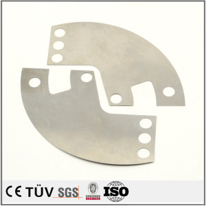 First rate customized stainless steel wire EDM cutting fabrication service machining parts