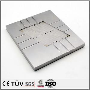 DMG両主軸複合旋盤五軸連動加工機かNC旋盤を加工した炭素鋼部品