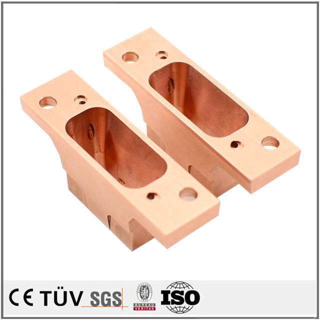 納期が厳しくて、品質が良い銅製品の加工メーカーです