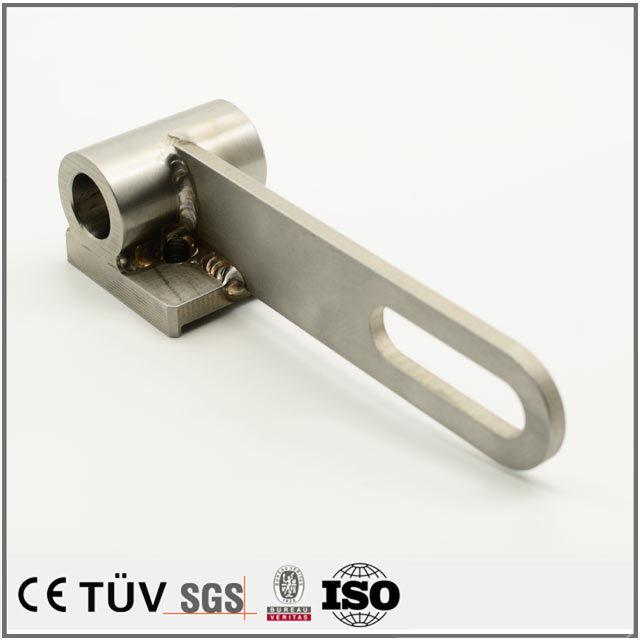 精密金属溶接部品、駆動機械、供給機など精密機械部品