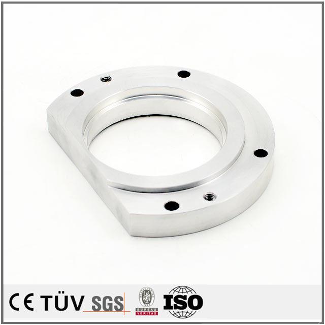 高精密铝材料加工服务