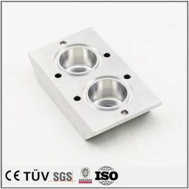 High precision aluminum material processing service