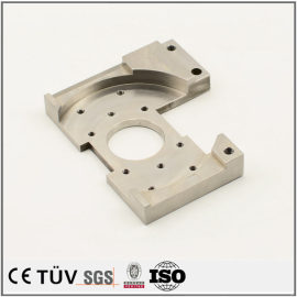Made in China custom made carbon steel CNC milling working technology processing parts