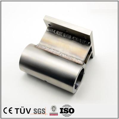 精密機械金属部品溶接加工、包装機、印刷機械など