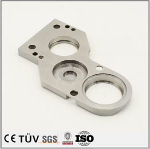 Order form China direct ODM made stainless steel CNC milled parts
