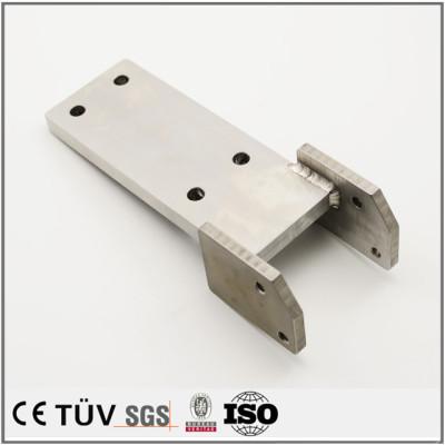 精密金属溶接部品、梱包機、印刷機などの機械用