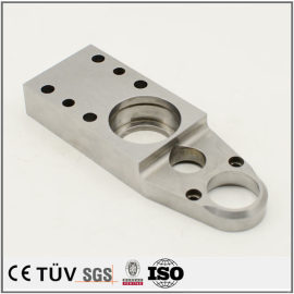 First rate OEM made stainlss steel precision CNC milling fabrication parts