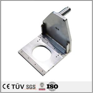 精密鋼類溶接部品、梱包機、充填機など精密機械のパーツ