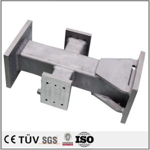 鋼、鉄製溶接部品の設計と加工、品質溶接技術