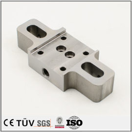 Carbon steel milling technology working CNC machining parts