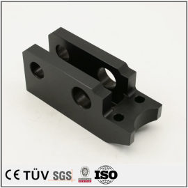 Professional OEM black oxide fabrication steel part