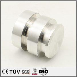 Popular custom made precision aluminum turning fabrication service machining parts