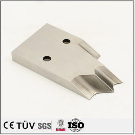 Reasonable price custom 304 stainless steel CNC milling process service machining working parts
