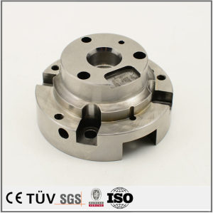 Famous custom stainless steel machining center working technology process working parts