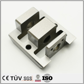 Hot selling OEM made stainless steel precision milling fabrication service machining parts