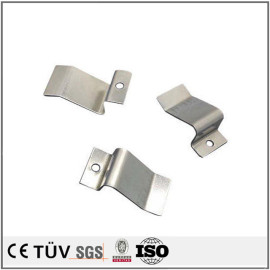 Made in China OEM made aluminum sheet metal forming working service processing machining part