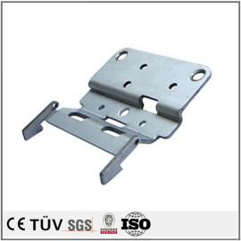 Hot selling custom made aluminum metal sheet CNC stamping processing working part
