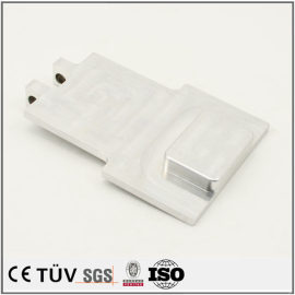 Well known OEM made aluminum CNC milling working processing part
