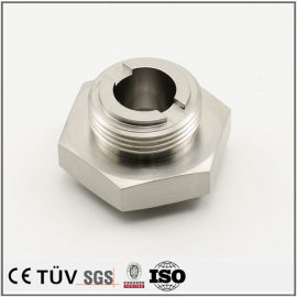 Popular customized precision stainless steel grinding processing service working parts