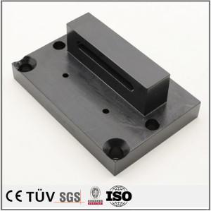 Popular OEM made black oxide machining craftsmanship processing parts