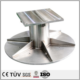 Brilliant OEM made 304 stainless steel laser welding parts and components