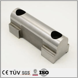 Famous OEM made precision stainless steel drilling fabrication service machining parts