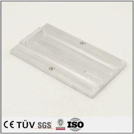 Aluminum milling service fabrication CNC machining parts