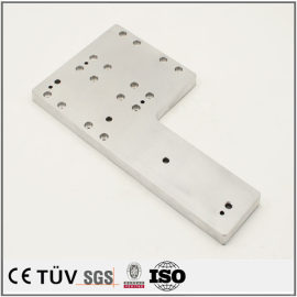 Professional made aluminum drilling fabrication parts