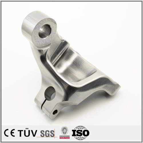 オートバイ、自動設備の部品、品質の鉄の材質、研磨処理