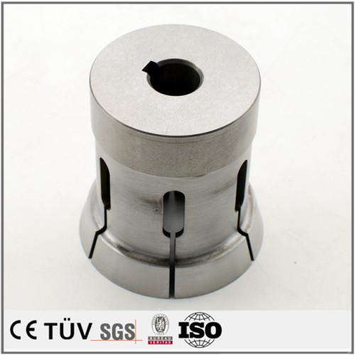 単製品は大量の炭素鋼まで加工します,中国大連メーカーです