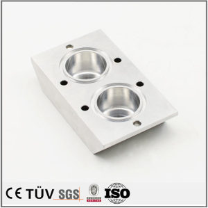 Factory OEM made aluminum drilling fabrication service machining parts