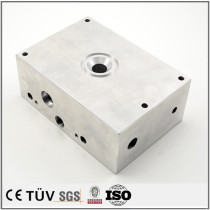 Well known custom made precision steel CNC milling processing parts