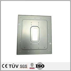 Dalian Hongsheng supply custom made sheet metal laser cutting fabrication service machining parts