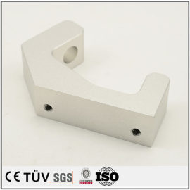 China supplier provide custom made precision aluminum working technology process machining parts