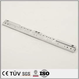 Experienced OEM aluminum drilling fabrication service machining part