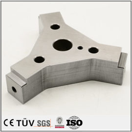 Outstanding OEM made stainless steel machining center fabrication service CNC processing parts