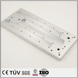 Admitted custom made 6061 aluminum CNC milling service process working parts