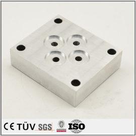 Famous OEM made 6061 aluminum milling fabrication CNC machining parts