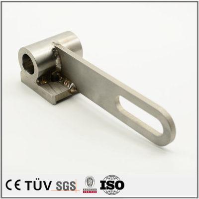 鋼、鉄の材質、精密小型溶接部品