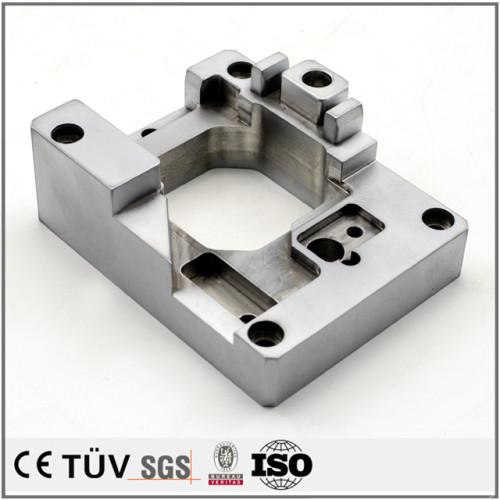 精密金属パーツ、フラシュメッキ処理、機械加工業界用