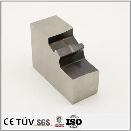 精密ダイカスト金型部品、SKD 11材質