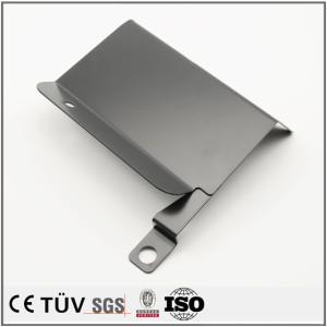 精密部品の板金加工、曲げ、引張りなどの優れた技術があります