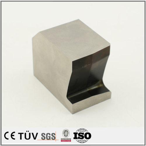 SKD61,S45C材質、精密ダイカスト金型部品